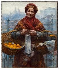 L' ebrea con le arance